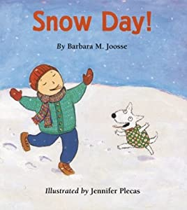 "Cover of ""Snow Day!"""