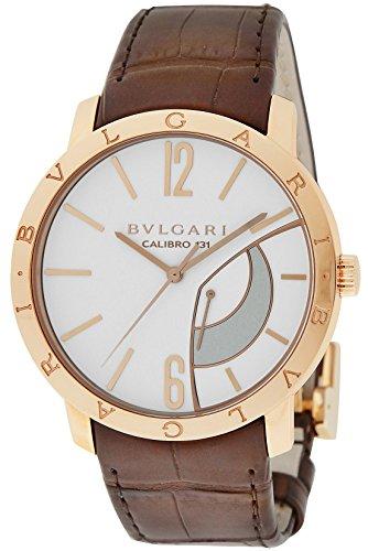 [ブルガリ]BVLGARI 腕時計 ブルガリブルガリ 手巻き K18PG無垢 BBP43WGL メンズ 【並行輸入品】