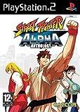 echange, troc Street fighter alpha anthology