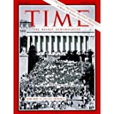Peace Marchers/TIME Magazine, Oct 27, 1967