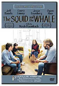 The Squid and the Whale (Special Edition) (Bilingual)