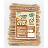 Good Boy Medium Chomp Stix 125mm, Pack of 100