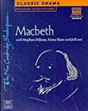 Macbeth Audio Cassettes: Performed by Stephen Dillane & Cast (New Cambridge Shakespeare Audio)