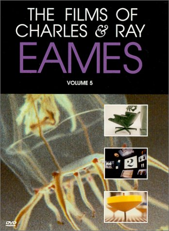 Films of Charles & Ray Eames 5 [DVD] [1998] [Region 1] [US Import] [NTSC]