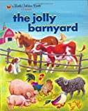 img - for The Jolly Barnyard (Little Golden Book) book / textbook / text book