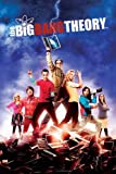 Poster The Big Bang Theory Season 5 and with Accessory Item