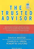 img - for The Trusted Advisor   [TRUSTED ADVISOR M] [UNABRIDGED] [MP3 CD] book / textbook / text book
