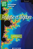 echange, troc Bernard Verlant - Analyse et algèbre BTS Information de gestion