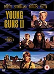 Young Guns 2 - Blaze of Glory [DVD] [1990]