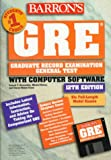 How to Prepare for the Graduate Record Examination General Test (Barron's How to Prepare for the GRE (W/CD)) (0764170406) by Brownstein, Samuel C.