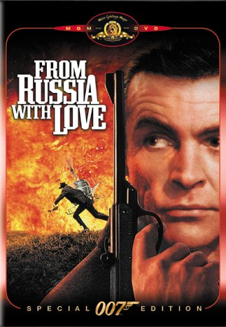 Cover art for  From Russia With Love (Special Edition)