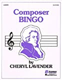img - for Composer Bingo book / textbook / text book