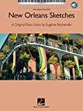 img - for New Orleans Sketches: The Eugenie Rocherolle Series Intermediate Piano Solos book / textbook / text book