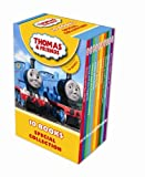 Various Thomas The Tank Engine Collection, 10 Books, RRP £29.99 (Thomas and the Circus; Emily's New Route; Henry and the Flagpole; Thomas, Percy and the Funfair; Thomas and the Green Controller; Thomas, Edward and the Brass Band; Thomas' Busy Day...) (T