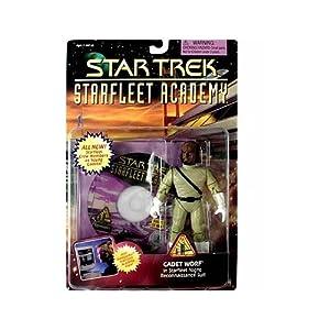Star Trek: Starfleet Academy Cadet Worf Action Figure