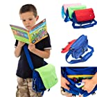 Ultimate Addons Childrens Messenger Bag suitable for the LeapPad Reader and Books (pink)