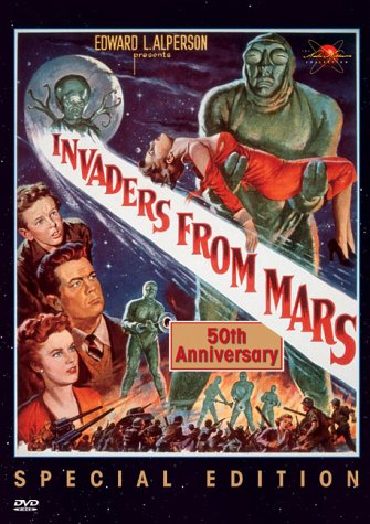 Invaders From Mars [DVD] [1953] [Region 1] [US Import] [NTSC]