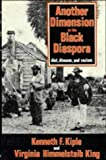 img - for Another Dimension to the Black Diaspora: Diet, Disease and Racism book / textbook / text book