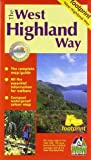 West Highland Way: Map/Guide (Footprint)