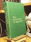 img - for The Evolution of Behavior by Jerram L. Brown (1975-06-30) book / textbook / text book