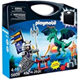 Playmobil - 5609 - Figurine - Valisette Chevaliers Dragon Asie
