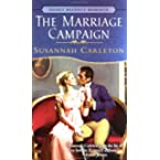 Book Review on The Marriage Campaign (Signet Regency Romance) by Susannah Carleton