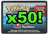Pokemon Lot Of 50 Trading Card Game Online Codes (Ptcgo) - Next Destinies