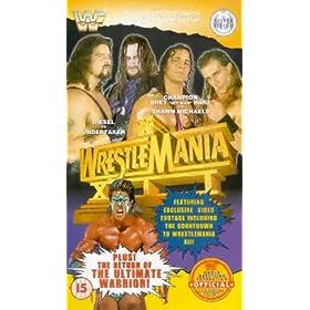 WWE Wrestlemania 12 DVDRIP preview 0