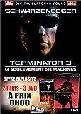 echange, troc Terminator 3 - Édition Collector 2 DVD / Le Masque de Zorro - Bipack 3 DVD