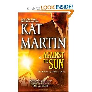 Against the Sun - Kat Martin