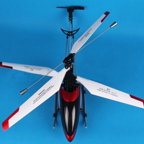 Big Bargain Double Horse 9097 3.5 Channel Metal RC Helicopter 52cm with Gyro