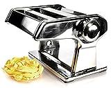 Edelstahl Nudelmaschine Pasta Machine Pastamaker -