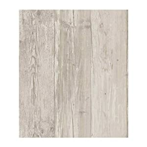 York Wallcoverings Zb3347 Wide Wooden Planks Wallpaper
