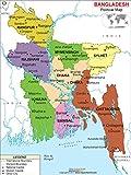 Political Map of Bangladesh (36