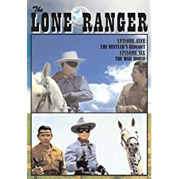 The Lone Ranger - Vol.3