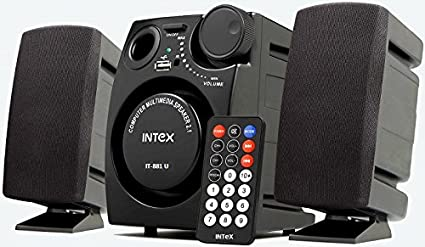 Intex IT-881U 2.1 Multimedia Speaker