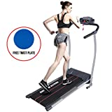 H.B.S Electric Motorized Treadmill Portable Folding Fitness Exercise Home Gym Running Machine 500W