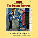 The Hurricane Mystery: The Boxcar Children Mysteries, Book 54 (       UNABRIDGED) by Gertrude Chandler Warner Narrated by Aimee Lilly