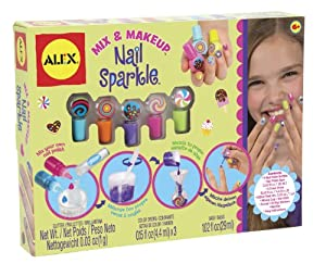 Mix & Make Up - Nail Sparkle