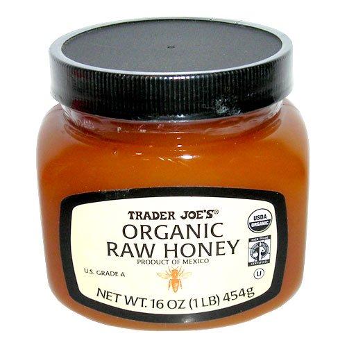Trader Joe's Organic & Fair Trade Raw Honey