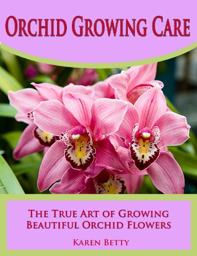 Orchid Growing Care: The True Art of Growing Beautiful Orchid Flowers