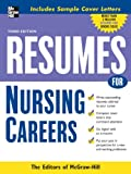 img - for Resumes for Nursing Careers (McGraw-Hill Professional Resumes) book / textbook / text book