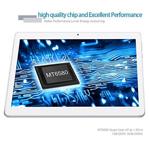 Yuntab-K107-Tablet-101-pollici-3g-Tablet-Android-51-Quad-core-13GHz-MT6580-IPS-1280-800-16-Go-Flash-1GB-di-RAM-GPS-Wi-Fi-ridurre-in-pani-3G-SIM-doppio-Cartes-Versare-Internet-et-Appel-Phablet-5000mAh-