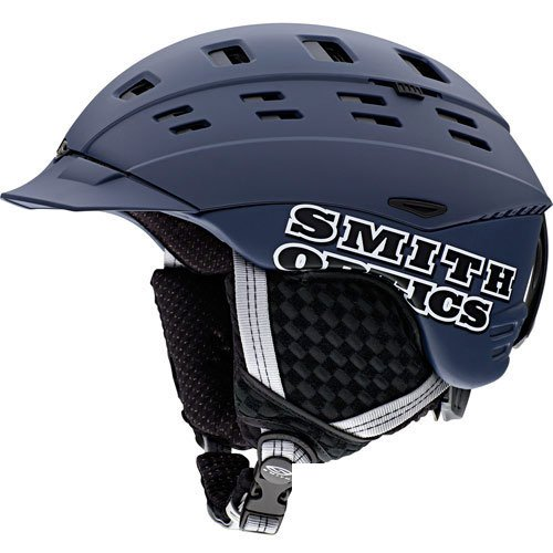 Smith Variant Brim Mens Ski Helmet - S (51-55 cm), Slate Grey Old Signature