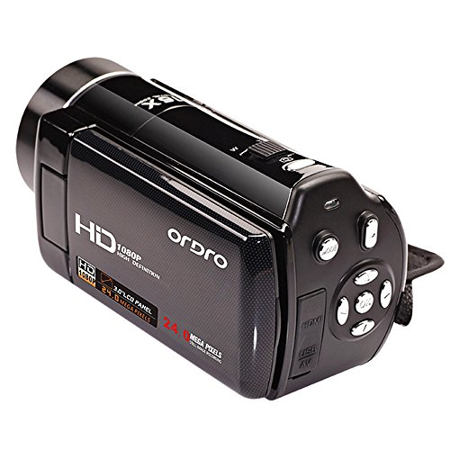 ORDRO HDV-V7 1080P Full HD