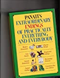 Panati's Extraordinary Endings of Practically Everything and Everybody (006055181X) by Panati, Charles