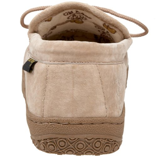 Old Friend Men's 484132 Cloth Moccasin
