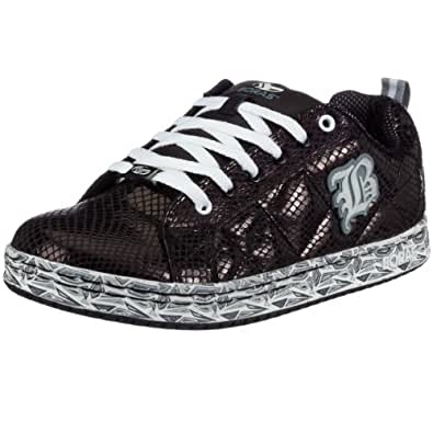 Boras FORMAT 3426, Chaussures de skateboard mixte adulte - Noir, 37 EU
