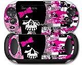 Sony PS Vita Skin Scene Girl Skull