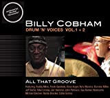 Drum 'n' Voice Vol.1 & 2 - All that Groove by Billy Cobham